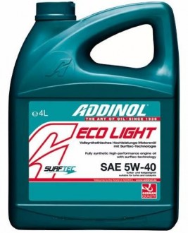 Addinol Eco Light 5W-40
