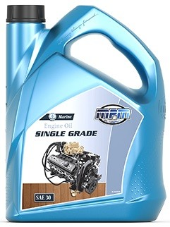Mpm Oil Marine Engine Oil Single Grade 30W